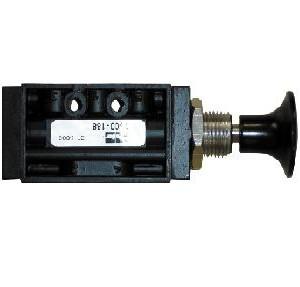 7600-188 - Porta 5-2 vias (Botão trava)+